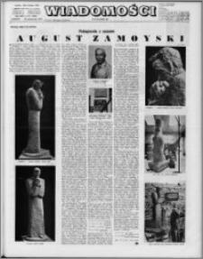 Wiadomości, R. 25 nr 42 (1281), 1970