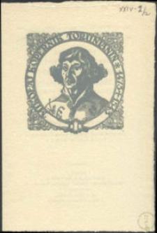 Zaproszenie na uroczyste otwarcie wystawy księgozbioru Mikołaja Kopernika ze zbiorów Biblioteki Uniwersyteckiej w Uppsali (Szwecja)