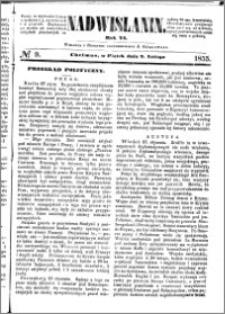 Nadwiślanin, 1855.02.02 R. 6 nr 9