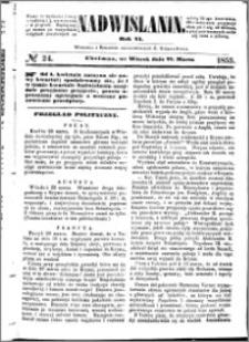 Nadwiślanin, 1855.03.27 R. 6 nr 24