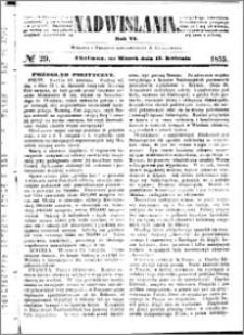 Nadwiślanin 1855, R. 6