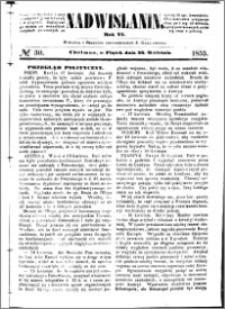 Nadwiślanin, 1855.04.20 R. 6 nr 30