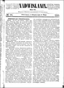 Nadwiślanin, 1855.05.04 R. 6 nr 34