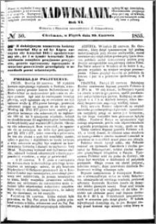 Nadwiślanin, 1855.06.29 R. 6 nr 50
