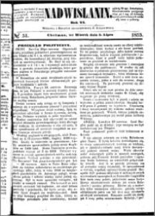 Nadwiślanin, 1855.07.03 R. 6 nr 51