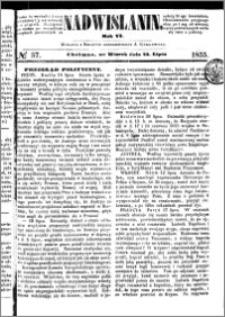 Nadwiślanin, 1855.07.24 R. 6 nr 57
