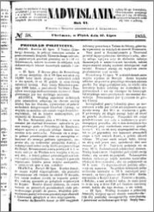 Nadwiślanin, 1855.07.27 R. 6 nr 58