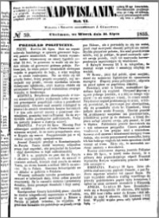 Nadwiślanin, 1855.07.31 R. 6 nr 59