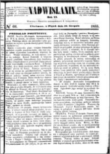 Nadwiślanin, 1855.08.24 R. 6 nr 66