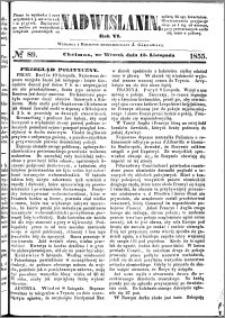 Nadwiślanin, 1855.11.13 R. 6 nr 89