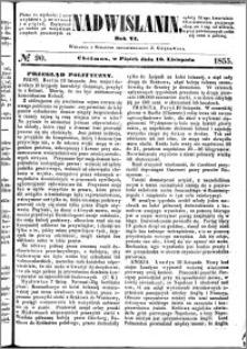Nadwiślanin, 1855.11.16 R. 6 nr 90
