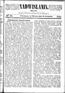 Nadwiślanin, 1855.11.27 R. 6 nr 93