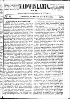 Nadwiślanin, 1855.12.04 R. 6 nr 95