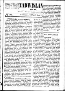 Nadwiślanin, 1855.12.14 R. 6 nr 98