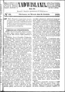 Nadwiślanin, 1855.12.18 R. 6 nr 99
