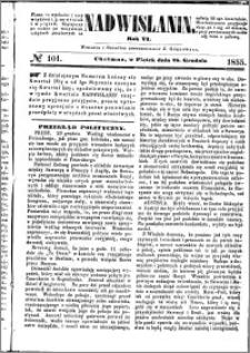 Nadwiślanin, 1855.12.28 R. 6 nr 101