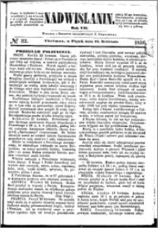Nadwiślanin, 1856.04.25 R. 7 nr 32