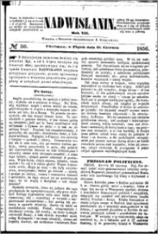 Nadwiślanin, 1856.06.27 R. 7 nr 50