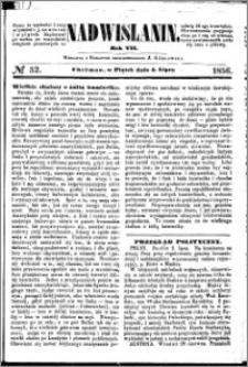 Nadwiślanin, 1856.07.04 R. 7 nr 52