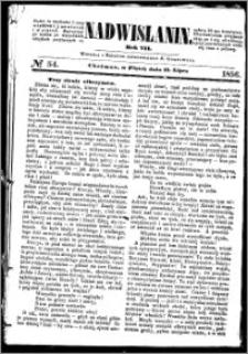 Nadwiślanin, 1856.07.11 R. 7 nr 54