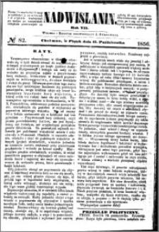 Nadwiślanin, 1856.10.17 R. 7 nr 82