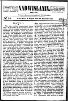 Nadwiślanin, 1856.10.24 R. 7 nr 84