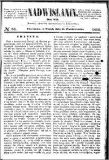 Nadwiślanin, 1856.10.31 R. 7 nr 86