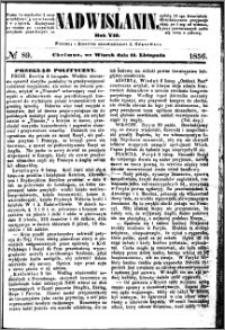 Nadwiślanin, 1856.11.11 R. 7 nr 89
