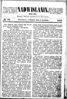 Nadwiślanin, 1856.12.05 R. 7 nr 96