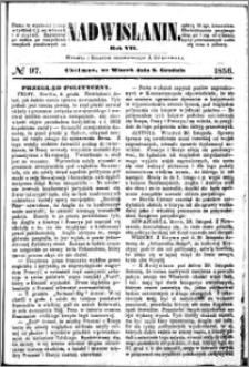 Nadwiślanin, 1856.12.09 R. 7 nr 97