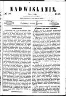 Nadwiślanin, 1857.04.16 R. 8 nr 30