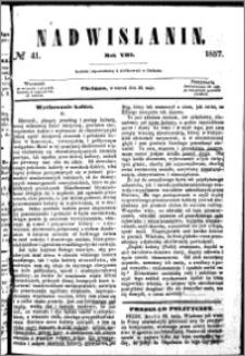 Nadwiślanin, 1857.05.26 R. 8 nr 41