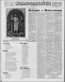 Wiadomości, R. 24 nr 13/14 (1200/1201), 1969