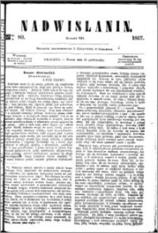 Nadwiślanin, 1857.10.13 R. 8 nr 80