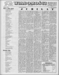 Wiadomości, R. 24 nr 16 (1203), 1969