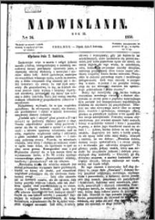 Nadwiślanin, 1858.04.02 R. 9 nr 26