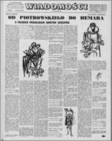 Wiadomości, R. 24 nr 17 (1204), 1969