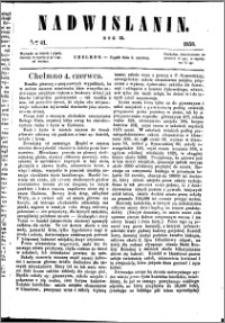 Nadwiślanin, 1858.06.04 R. 9 nr 41