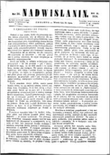 Nadwiślanin, 1858.07.20 R. 9 nr 54