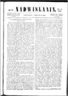 Nadwiślanin, 1858.07.23 R. 9 nr 55
