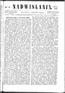 Nadwiślanin, 1858.09.07 R. 9 nr 68