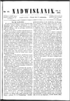 Nadwiślanin, 1858.10.19 R. 9 nr 80