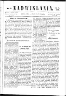 Nadwiślanin, 1858.11.12 R. 9 nr 87