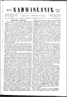 Nadwiślanin, 1858.11.23 R. 9 nr 90