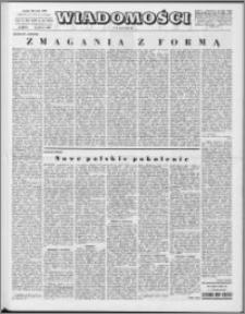 Wiadomości, R. 24 nr 23 (1210), 1969