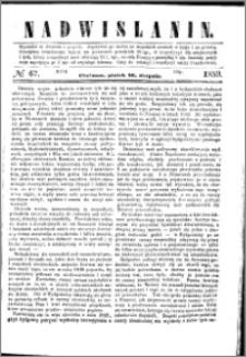 Nadwiślanin, 1859.08.26 R. 10 nr 67