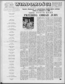 Wiadomości, R. 24 nr 25 (1212), 1969