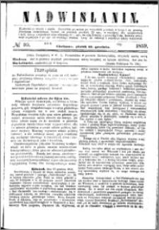 Nadwiślanin, 1859.12.16 R. 10 nr 99
