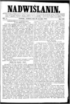 Nadwiślanin, 1864.01.10 R. 15 nr 5