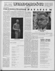 Wiadomości, R. 24 nr 26/27 (1213/1214), 1969